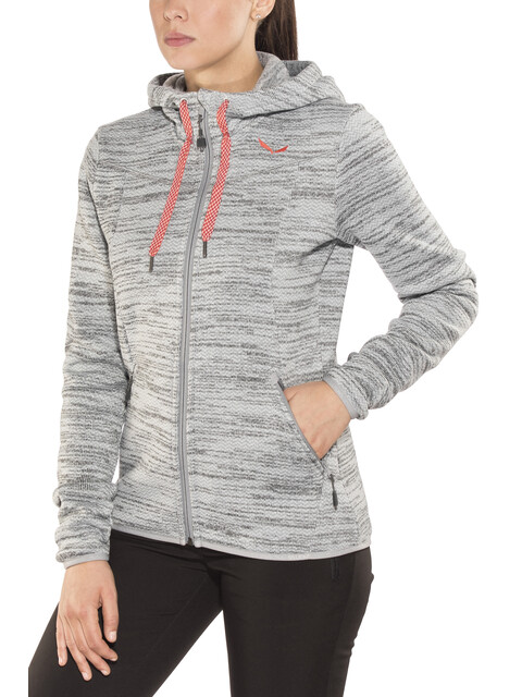 Salewa Fanes PL Full-Zip Hoody Women moon